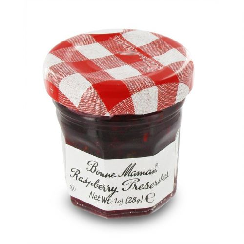 Bonne Maman - Raspberry Conserve - single portions